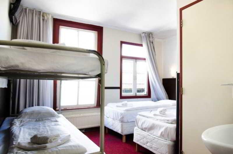Budget Hotel Marnix City Centre Con Traventia