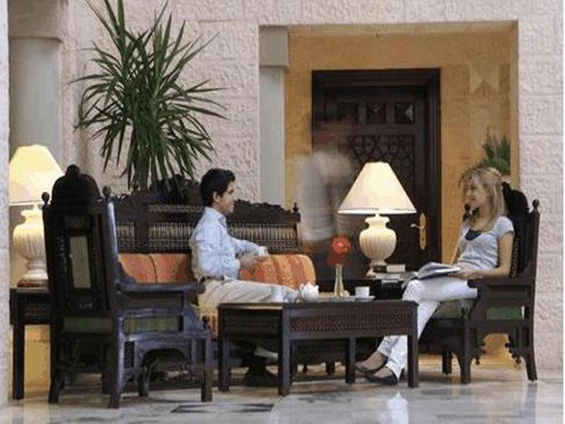 Foto del Hotel M�venpick Nabatean Castle Hotel del viaje lo mejor jordania israel 10 dias