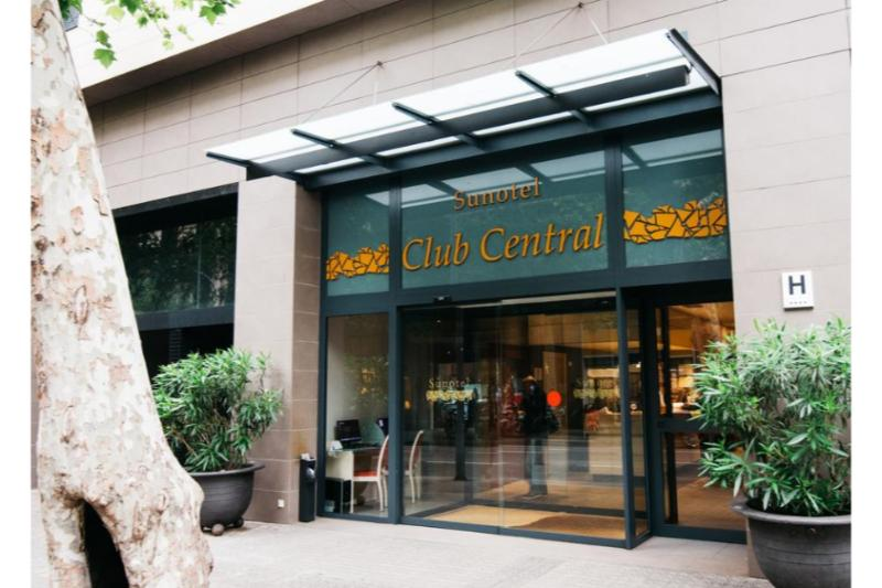 Sunotel Club Central - Eixample