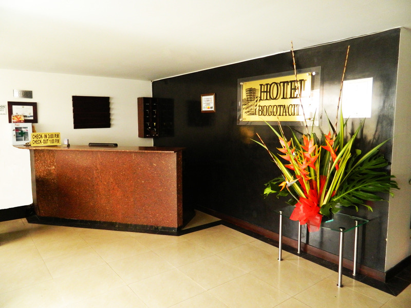 Foto del Hotel Bogota City del viaje colombia journey