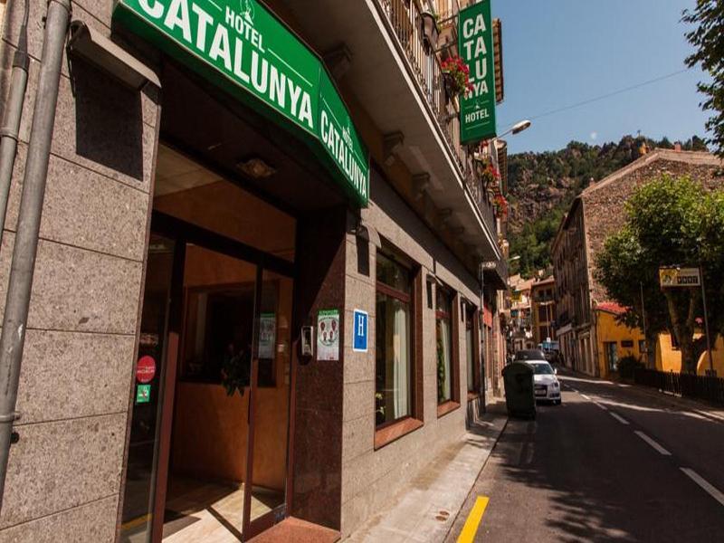 Hotel Catalunya - Ribes De Freser