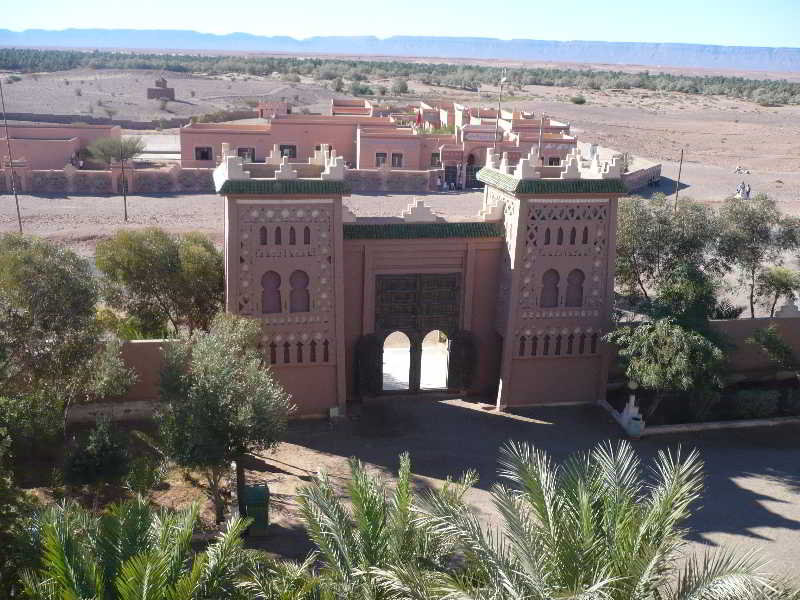 Foto del Hotel La Perle Du Draa del viaje viaje reinos nomadas marroc