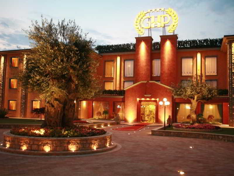 Grand Hotel Del Parco Bergamo Airport