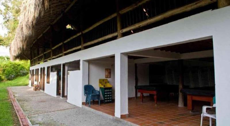 Foto del Hotel Hacienda Combia del viaje colombia journey
