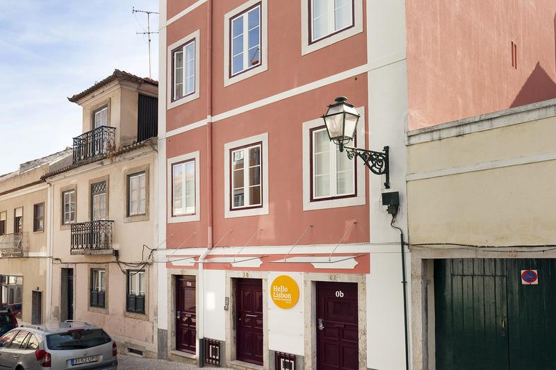 Hello Lisbon Santos Apartments - Lisboa