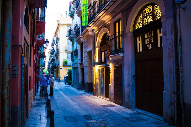 Hulot B&B Valencia - Valencia