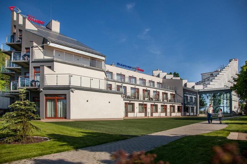 Spa & Wellness Hotel Diament Ustron