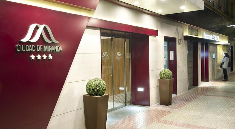 Sercotel Ciudad De Miranda Hotel - Miranda De Ebro