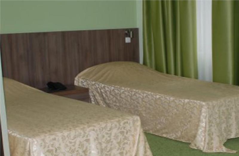 Foto del Hotel Central Hotel del viaje balcanes bidtravel