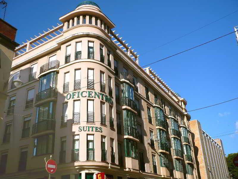 Apartamentos Suites Oficentro - Malaga
