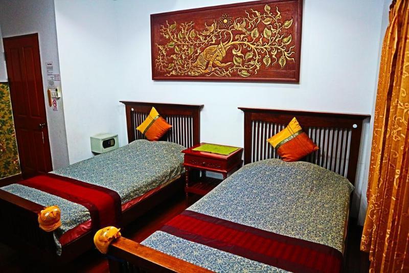 Foto del Hotel The Nest Hotel Chiangmai del viaje templos playas tailandia