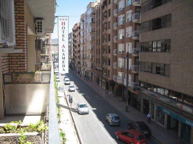Alameda - Lorca