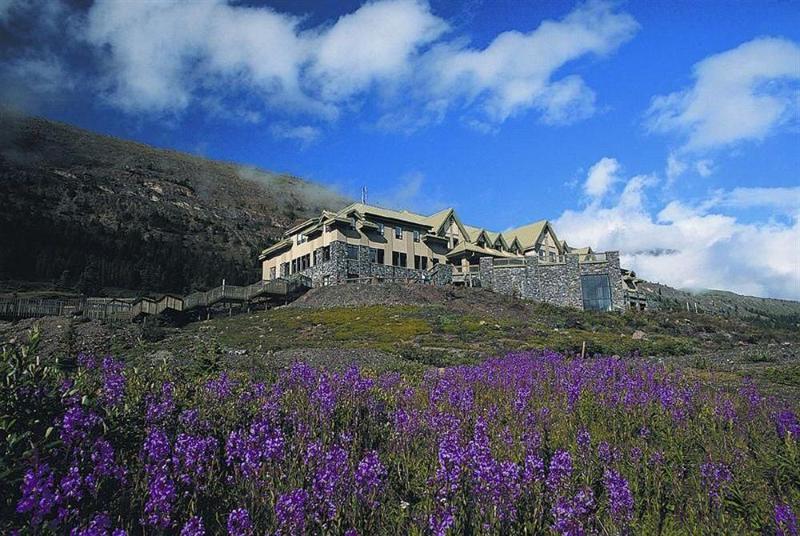 Foto del Hotel Glacier View Inn del viaje rocosas canadineses 8 dias