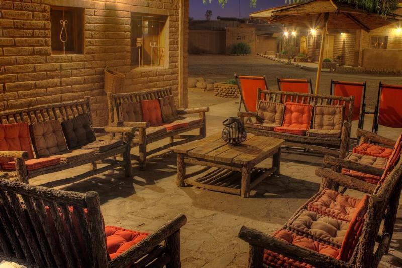 Foto del Hotel Casa de Don Tomas del viaje desierto ciudades glaciares chilenos