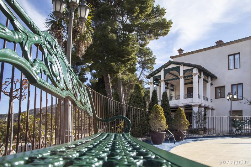 Hotel Rural Masia La Mota - Alcoy