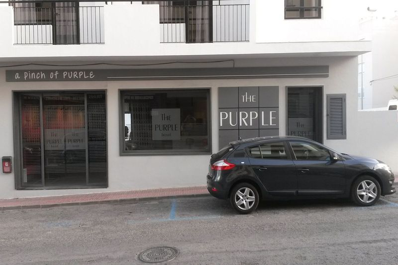 The Purple By Ibiza Feeling Gay Only - San Antonio [centro]