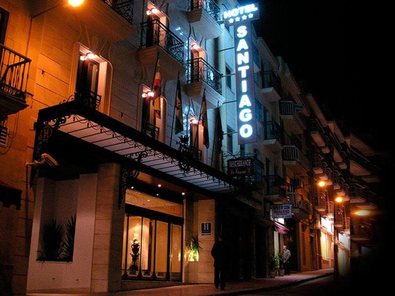 Hotel Sercotel Santiago - Linares