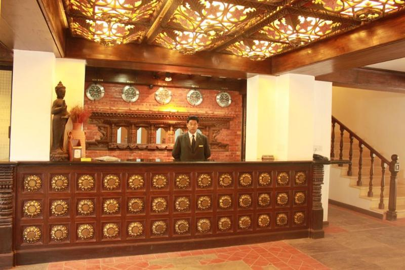 Foto del Hotel Manaslu del viaje nepal delhi jaipur agra benares