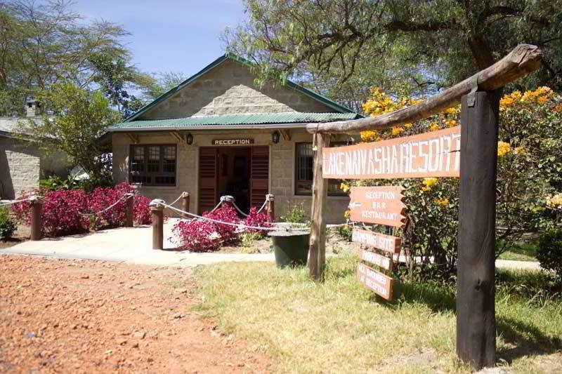 Foto del Hotel Lake Naivasha Resort del viaje safari kenia playas seychelles