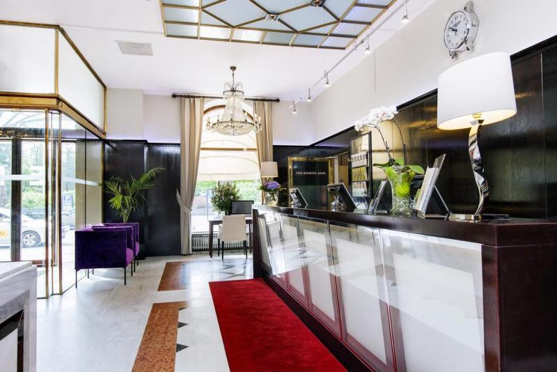 Foto del Hotel Elite Stadshotellet Lulea del viaje aventura artico