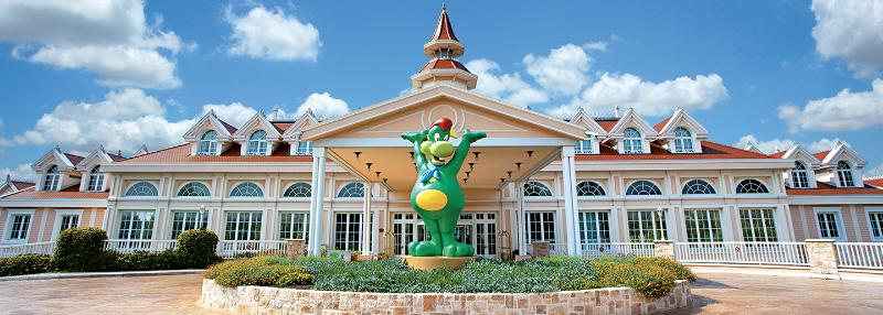 Gardaland Magic Hotel