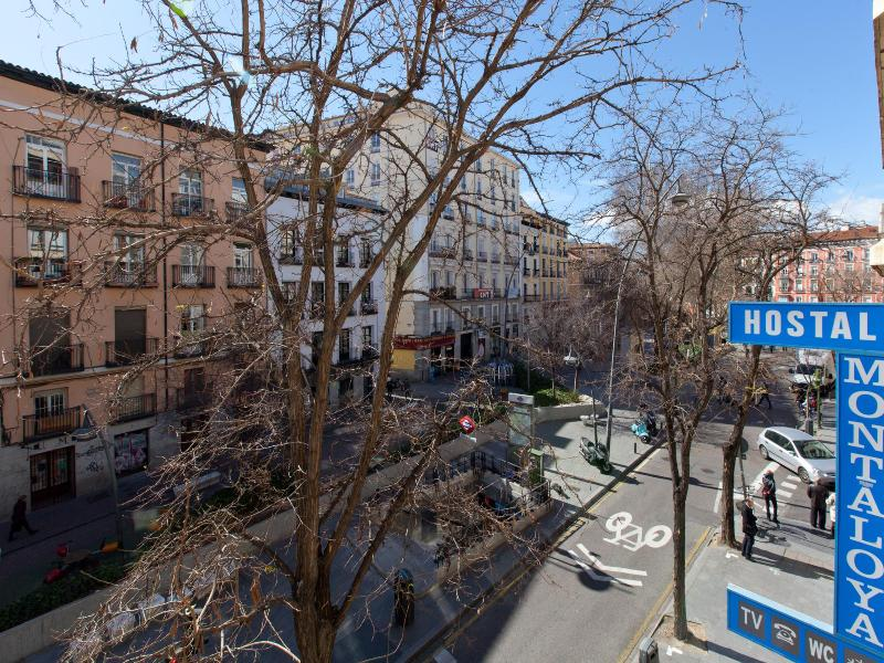 Hostal Montaloya - Puerta Del Sol Plaza Mayor