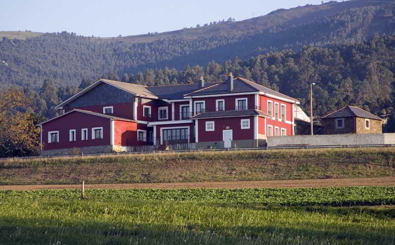 Hotel Rural Suquin - Navia
