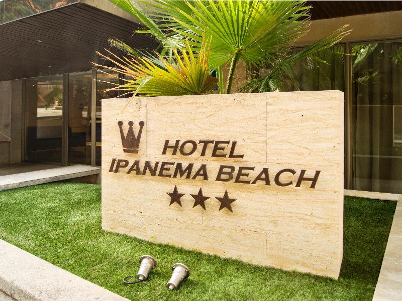 Hotel Ipanema Beach - El Arenal