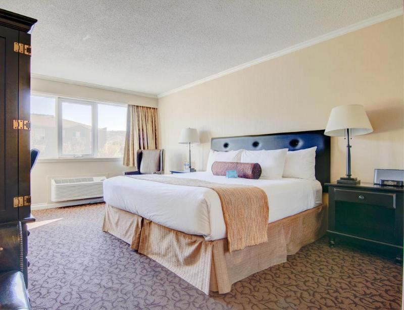 Foto del Hotel Thompson Hotel & Conference Center del viaje rocosas canadineses 8 dias