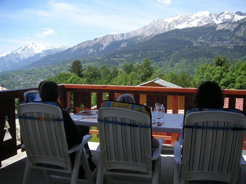 Chalet des Alpes
