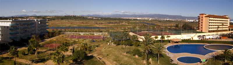 Los Juncos De Pineda Park - La Pineda