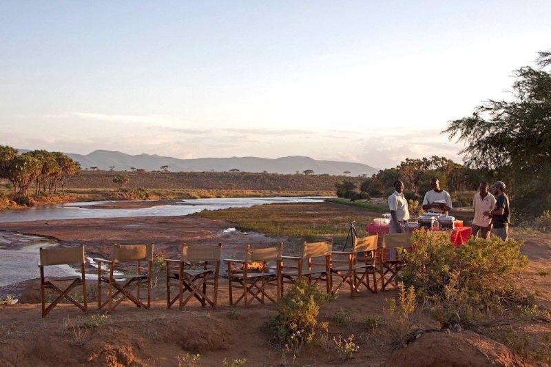 Foto del Hotel Elephant Bedroom Camp del viaje suspiros keniatas 13 dias