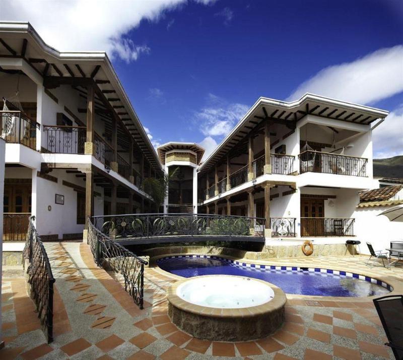 Foto del Hotel Villa Roma del viaje colombia journey