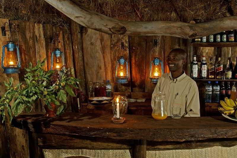 Foto del Hotel Crater Forest Tented Camp del viaje safari nortan corto