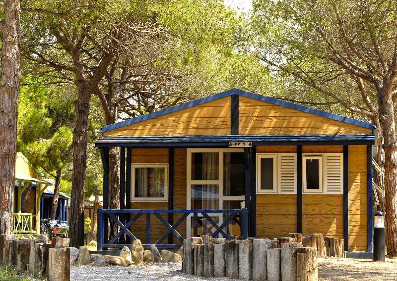 Camping El Garrofer - Sitges