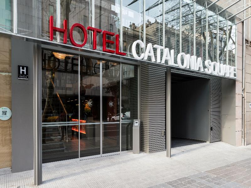 Catalonia Square - Plaza Catalunya