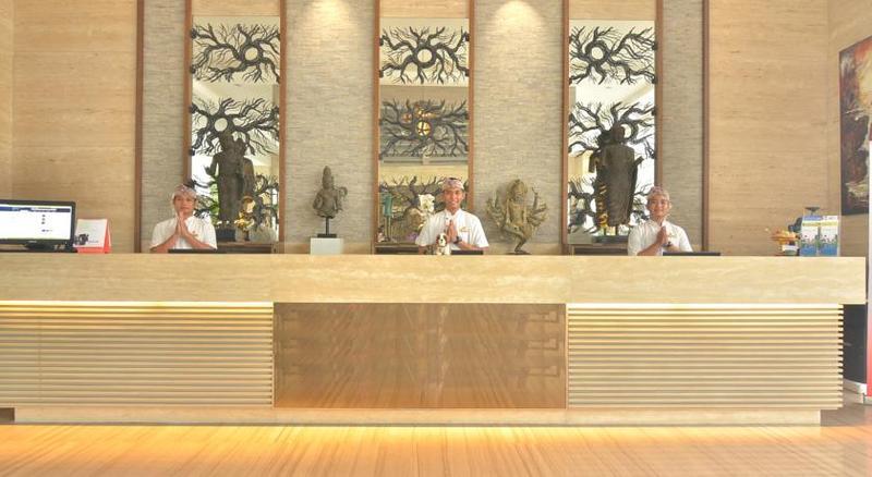 Foto del Hotel Swiss Belresort Watu Jimbar Sanur del viaje bali playas