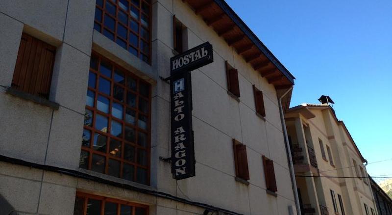 Alto Aragon - Villanua