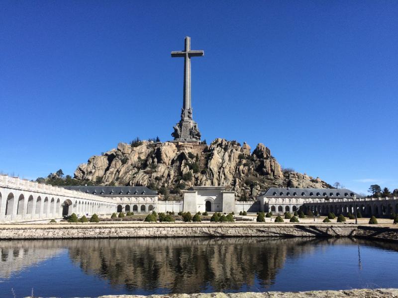 Hospederia Santa Cruz - San Lorenzo Del Escorial