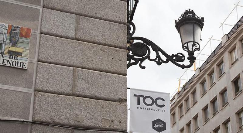 Toc Hostel Madrid - Puerta Del Sol Plaza Mayor