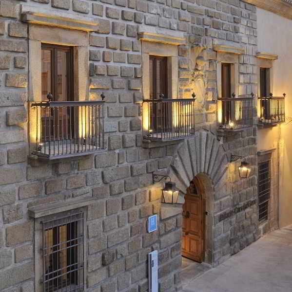 Palacio Carvajal Giron - Plasencia