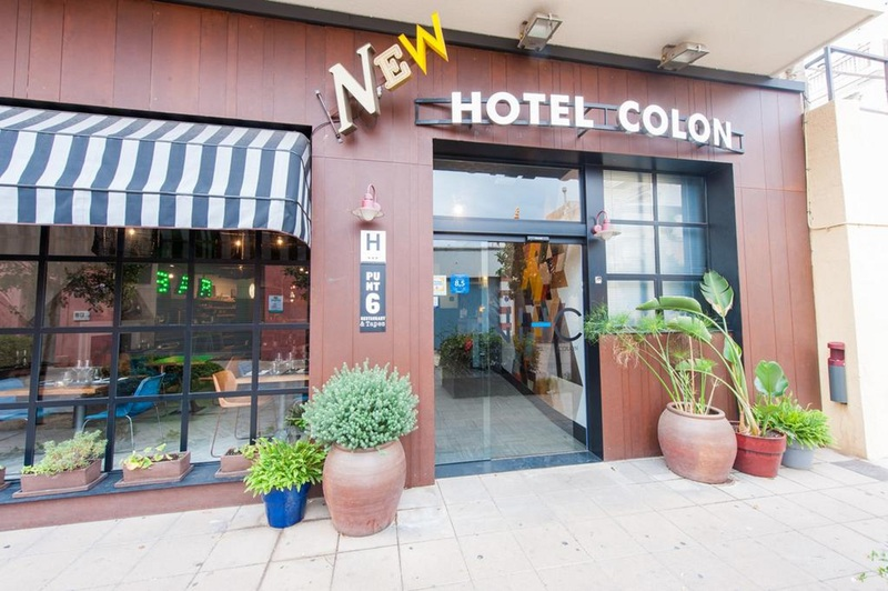 New Hotel Colon - Mataro Area