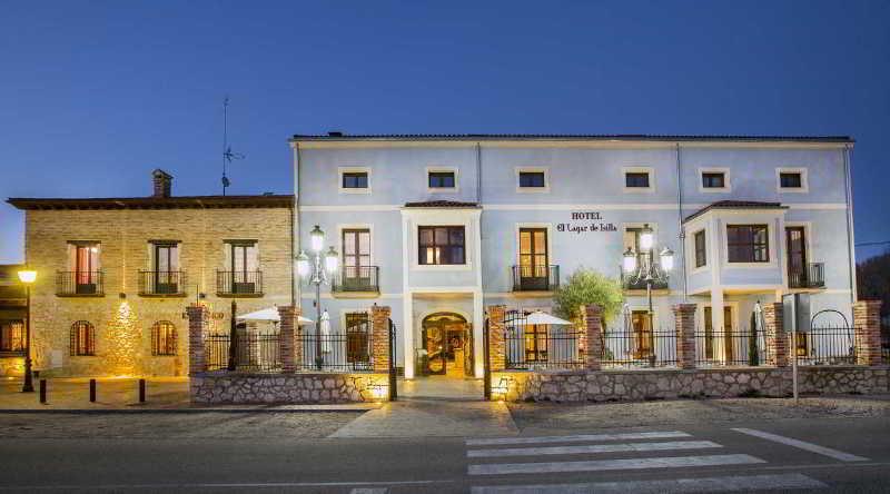 Hotel Enologico El Lagar De Isilla - La Vid Y Barrios