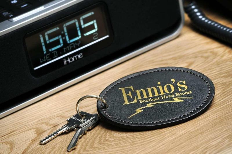 Ennios Boutique Hotel Rooms