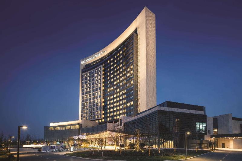 Foto del Hotel Doubletree by Hilton Anhui Suzhou del viaje maravillosa china