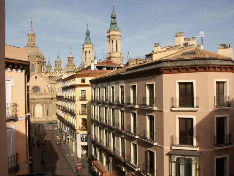 El Pilar Suites 3000 - Zaragoza