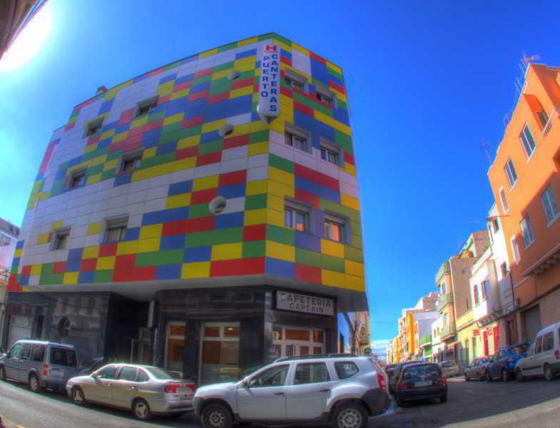 Hotel Puerto Canteras - Las Palmas