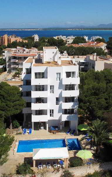Apartamentos Andreas - Colonia Sant Jordi