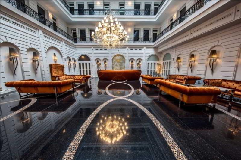 Foto del Hotel Prestige Hotel Budapest del viaje budapest praga semana