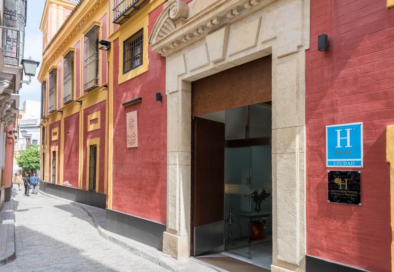 Hotel Boutique Palacio Pinello - Sevilla